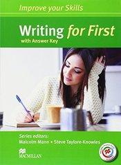 Improve Your Skills FCE Writing SB W/Key +MPO
