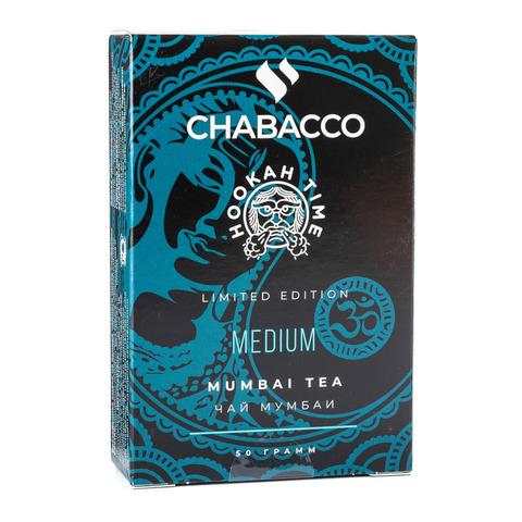 Чайная смесь Chabacco Medium 50 г - Mumbai Tea (Чай Мумбаи)