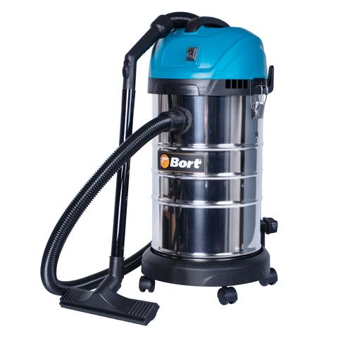 Пылесос для сухой и влажной уборки BORT BSS-1630-SMARTAIR