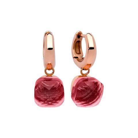 Серьги Firenze ruby 300050 R/RG