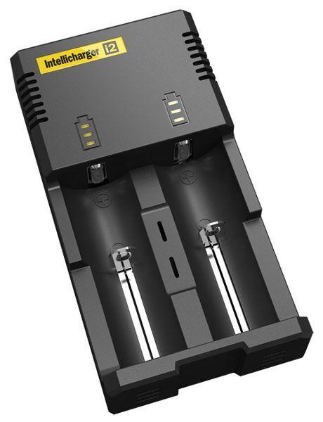 зарядное устройство NiteCore V2 intellicharge i2 купить