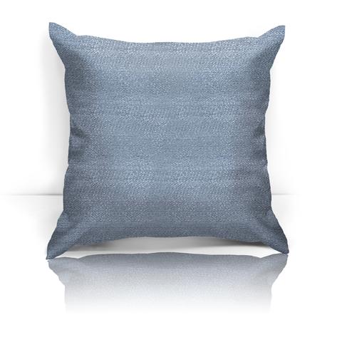 Подушка декоративная Мериам синий