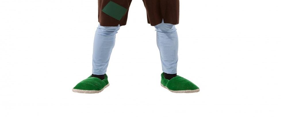 Имитация обуви Тролля Цветана