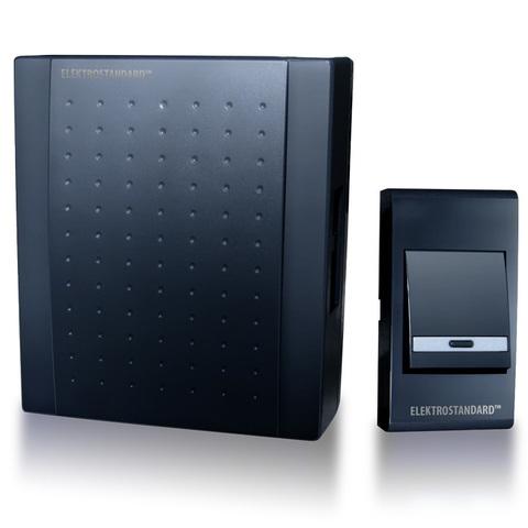 Звонок электромеханический WM 1M IP44 Черный DBQ16