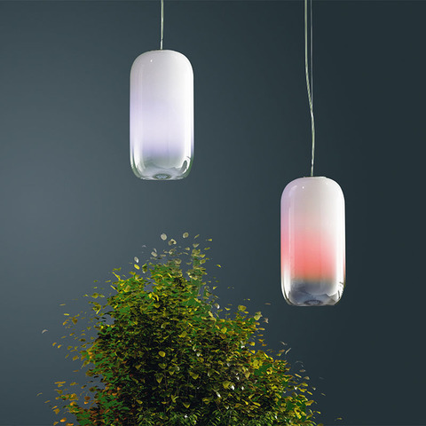 Подвесной светильник Artemide Gople RWB
