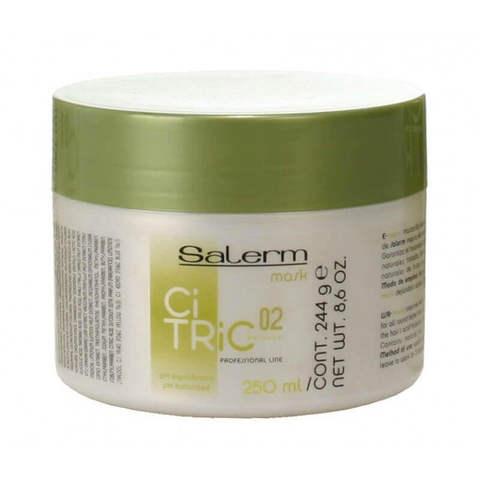 Маска для окрашенных волос Citric Balance