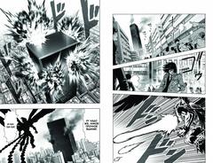 One-Punch Man. Книга 3