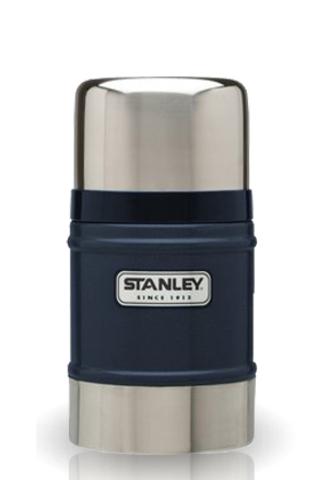 Термос для еды Stanley Classic Vacuum Flask (0,5 литра), синий