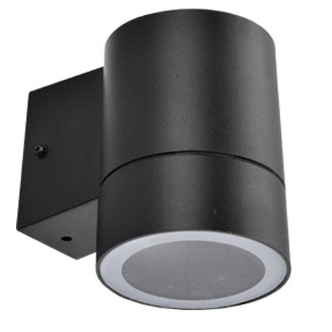 Садово-парковый светильник ECOLA LED8003A черный