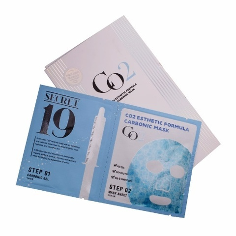 Esthetic House Co2 Esthetic Formula Carbonic Masks маска для карбокситерапии