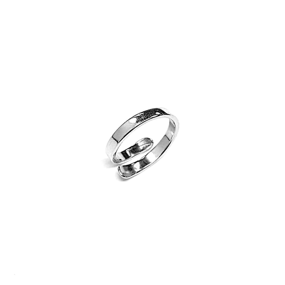 Evolution Ring, Sterling Silver