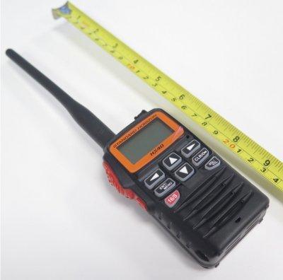 HX40E VHF handheld radio Standard Horizon