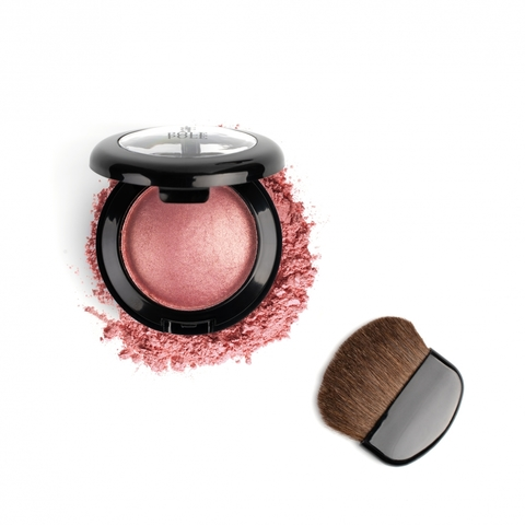 Запеченные румяна POLE Elle Gorgeous №02 Warm terracotta
