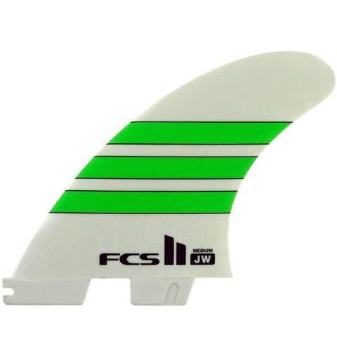 Плавники FCS II JW PG Medium Tri Retail Fins, компл. из трех, М