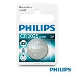 Батарейки Philips CR 2025/1bl