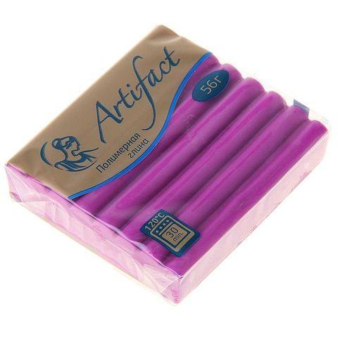 Пластика Artifact (Артефакт) брус 56 гр. классический пурпурный