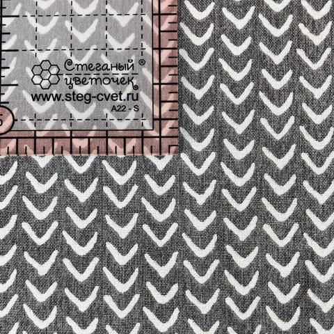 Ткань для пэчворка, хлопок 100% (арт. WF0309)