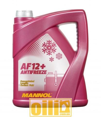Mannol 4112 Antifreeze AF12+ Longlife 5л