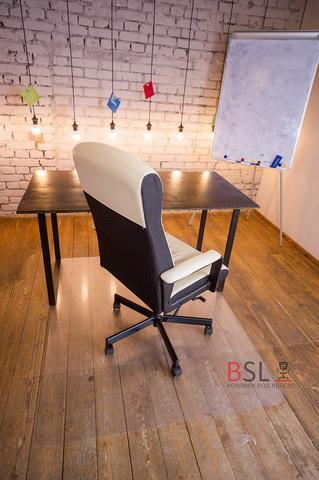 Защитный коврик под кресло 1500x2000 мм шагрень