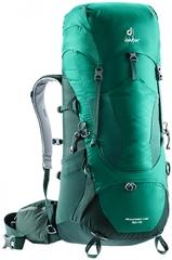 Deuter Aircontact Lite 50+10 Alpinegreen-Forest - рюкзак туристический