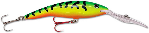 Воблер RAPALA Deep Tail Dancer 9 см,13 г, цвет FT
