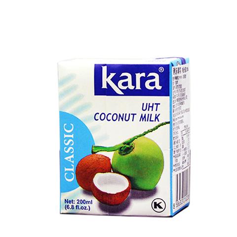 Кокосовое молоко «Kara», 0,20л.