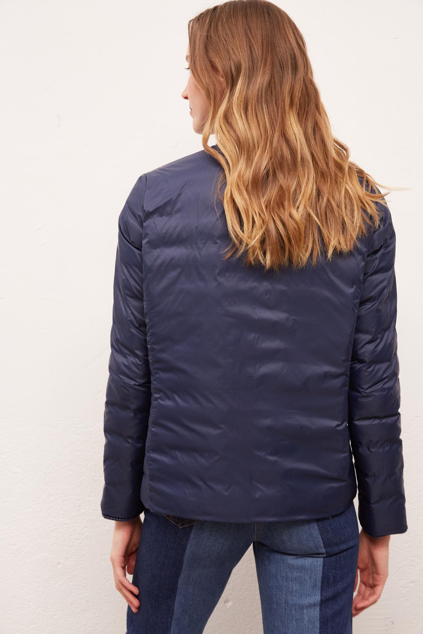 ROMY - лёгкая куртка с анималистичным принтом