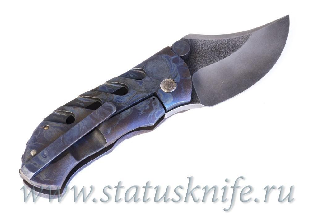 Нож Ugly Pup Халитов Владимир Halit Knives - фотография