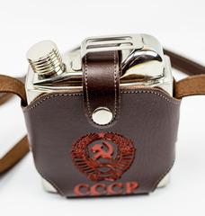 Фляжка дорожный СССР , 540 мл, фото 1