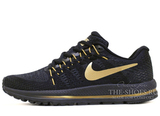Кроссовки Мужские Nike Zoom All Out Black Gold