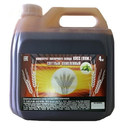 Концентрат пшеничного солода КПК, 4000 г