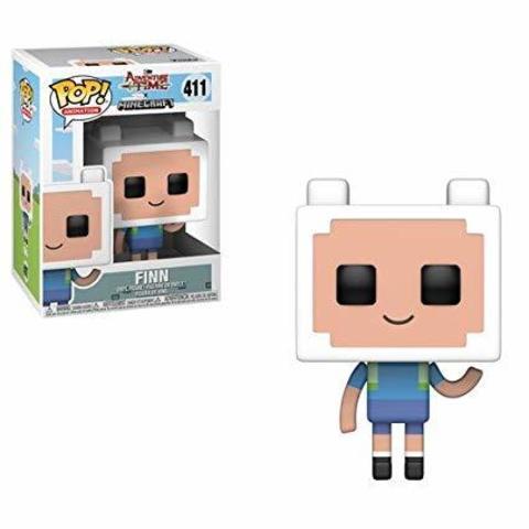 Фигурка Funko POP! Vinyl: Adventure Time/Minecraft S1: Finn 32235