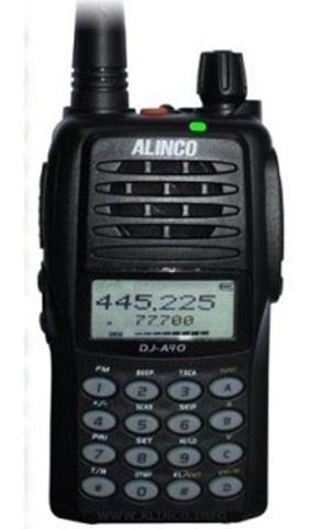 УКВ радиостанция ALINCO DJ-A40