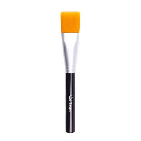 CORINGCO Black Yellow Pack Brush Кисть для удобного нанесения масок для лица