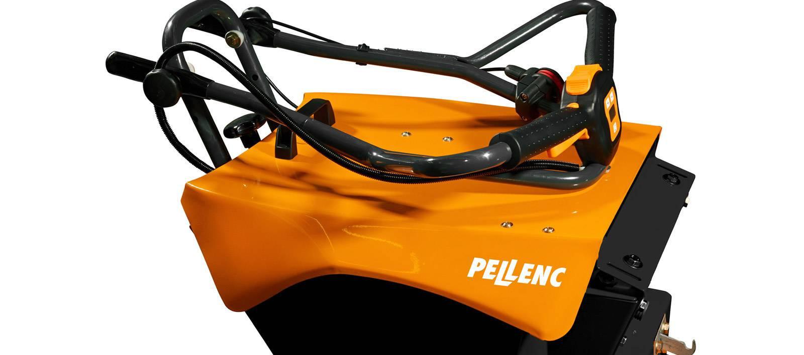 Подметальная машина PELLENC Cleanion
