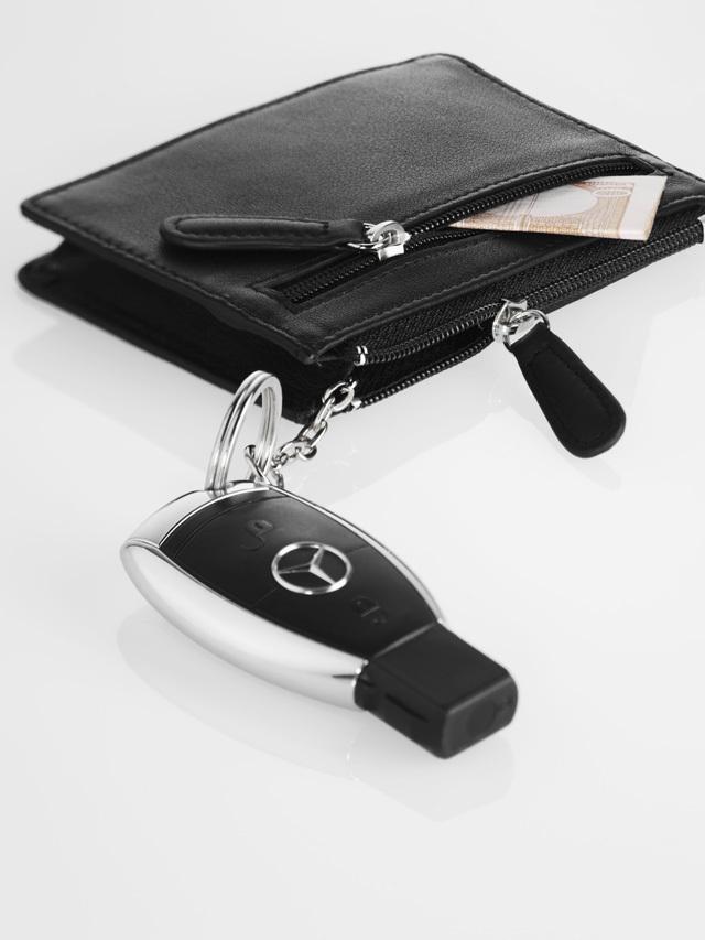 Чехол для ключа Mercedes-Benz