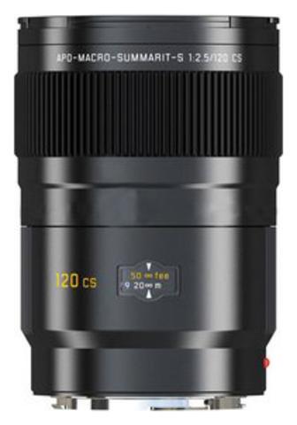 Leica Apo-Macro-Sumarit-S 120mm f/2.5