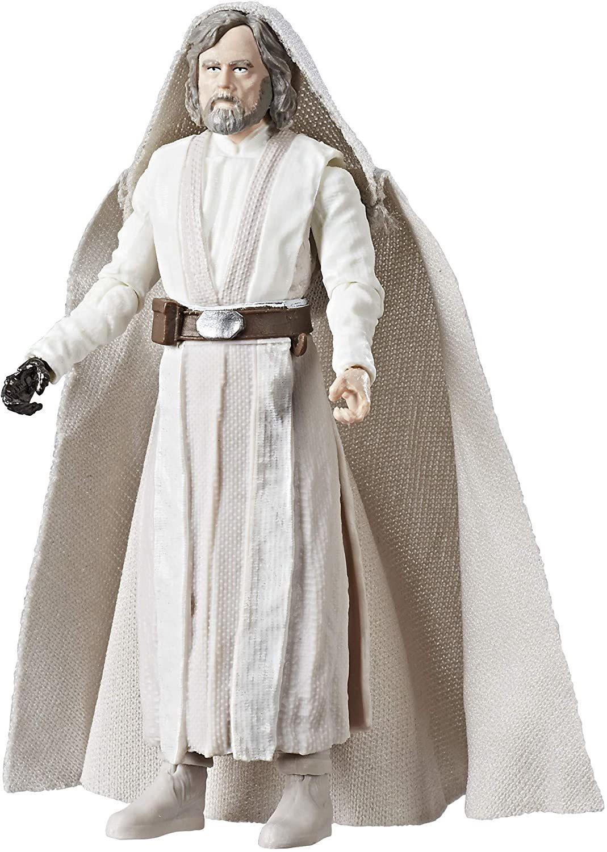 Фигурка Люк Скайуокер (Jedi Master) Star Wars: Black Series Звездные Войны 9.5 см
