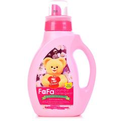 Жидкое средство для стирки детского белья NS FaFa с яблочным ароматом, флакон, 1000 мл