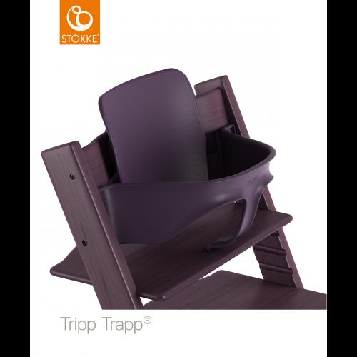 Пласт. вставка фиолетовая для стульчика Stokke Tripp Trapp