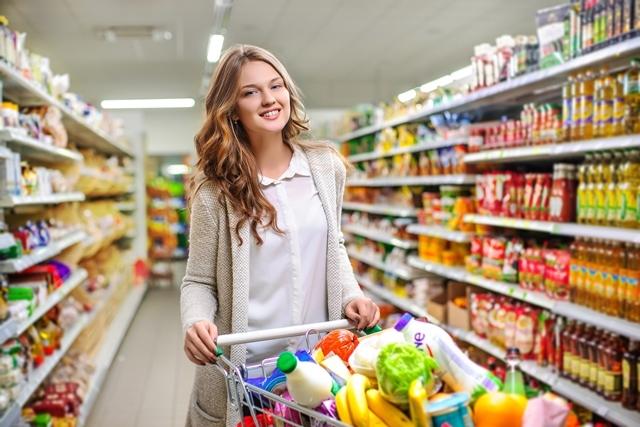 Пример ПДВ для объекта розничной торговли продуктами питания и промышленными товарами
