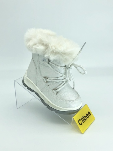 Clibee (зима) H199 white 22-27