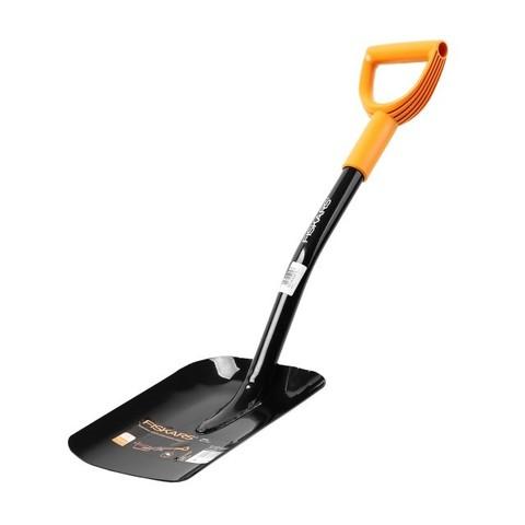Лопата совковая укороченная Solid