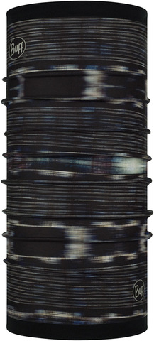 Шарф-труба с флисом двухсторонний Buff Polar Reversible N-Exclusion Black фото 1