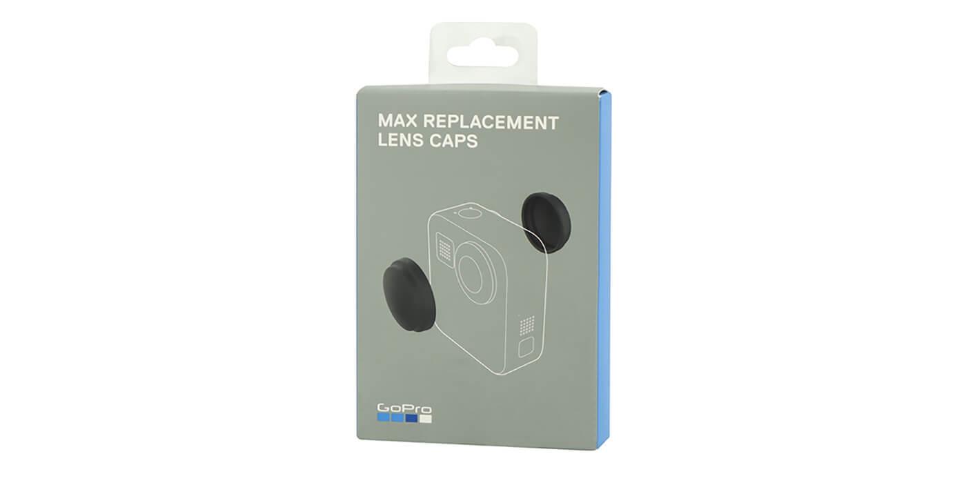 Набор защитных крышек для GoPro MAX Replacement Lens Caps