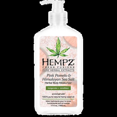 Молочко для тела увлажняющее Помело и Гималайская соль / Hempz Pink Pomelo & Himalayan Sea Salt Herbal Body Moisturizer