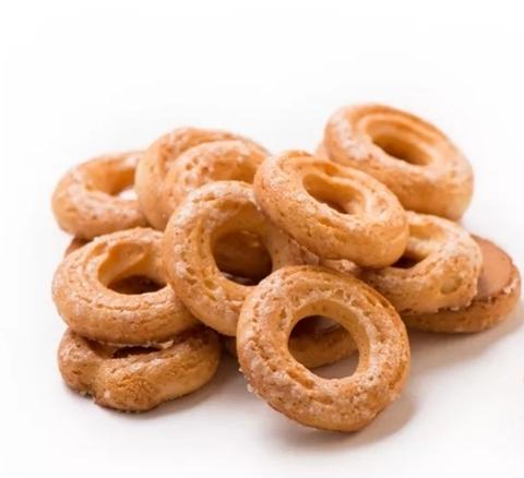 Печенье Колечки хрустящие с сахаром Сладкая жизнь ИП Цой Н.Н. 1кг