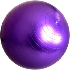 Yoqa-pilates topu \ Мяч для йога-пилатеса \ Yoga-pilates ball 75 sm purple