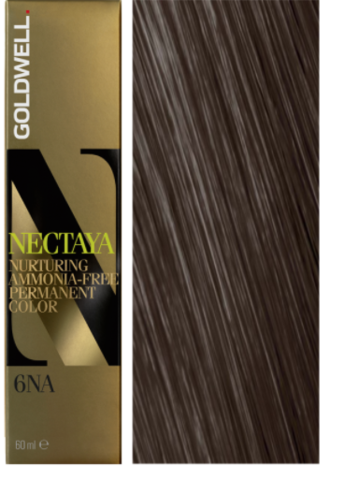 Goldwell Nectaya 6NA пепельный темно-русый натуральный 60 мл