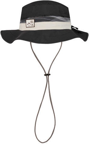 Шляпа походная Buff Booney Hat Kiwo Black фото 1